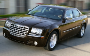 will chauffeurs see 2010 chrysler 300c updates. Black Bedroom Furniture Sets. Home Design Ideas