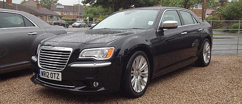 Chrysler announces Chauffeur Programme on new 300C model  The