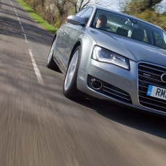 Audi celebrates A8 Award in BAFTA official chauffeur film