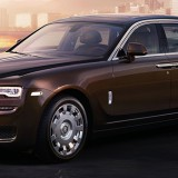 Rolls-Royce Unveil Ghost Series II improving looks and technology