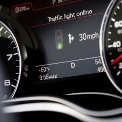 Audi invents solution to avoid traffic light congestion