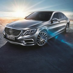 Scottish Chauffeur firm invests in Mercedes-Benz S400L