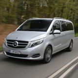 First Drive: Can Mercedes V-Class repeat global success of Viano?