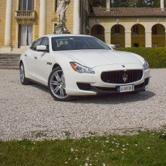 Diesel powered Maserati gives chauffeurs new option