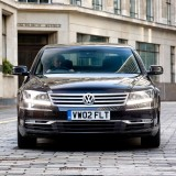 Phaeton turns 12 years-old and VW could reveal new model