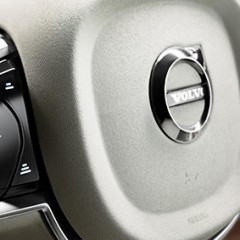 Volvo shows off new luxury interior of forthcoming XC90