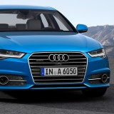 Audi A6 gets fresh new face, better economy and equipment.