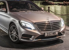 Prices announced for 100mpg, 65g/km, S500 Mercedes S-Class