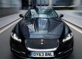 Jaguar XJ clinches best used luxury car award
