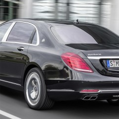 Full specifications announced for S-Class Maybach