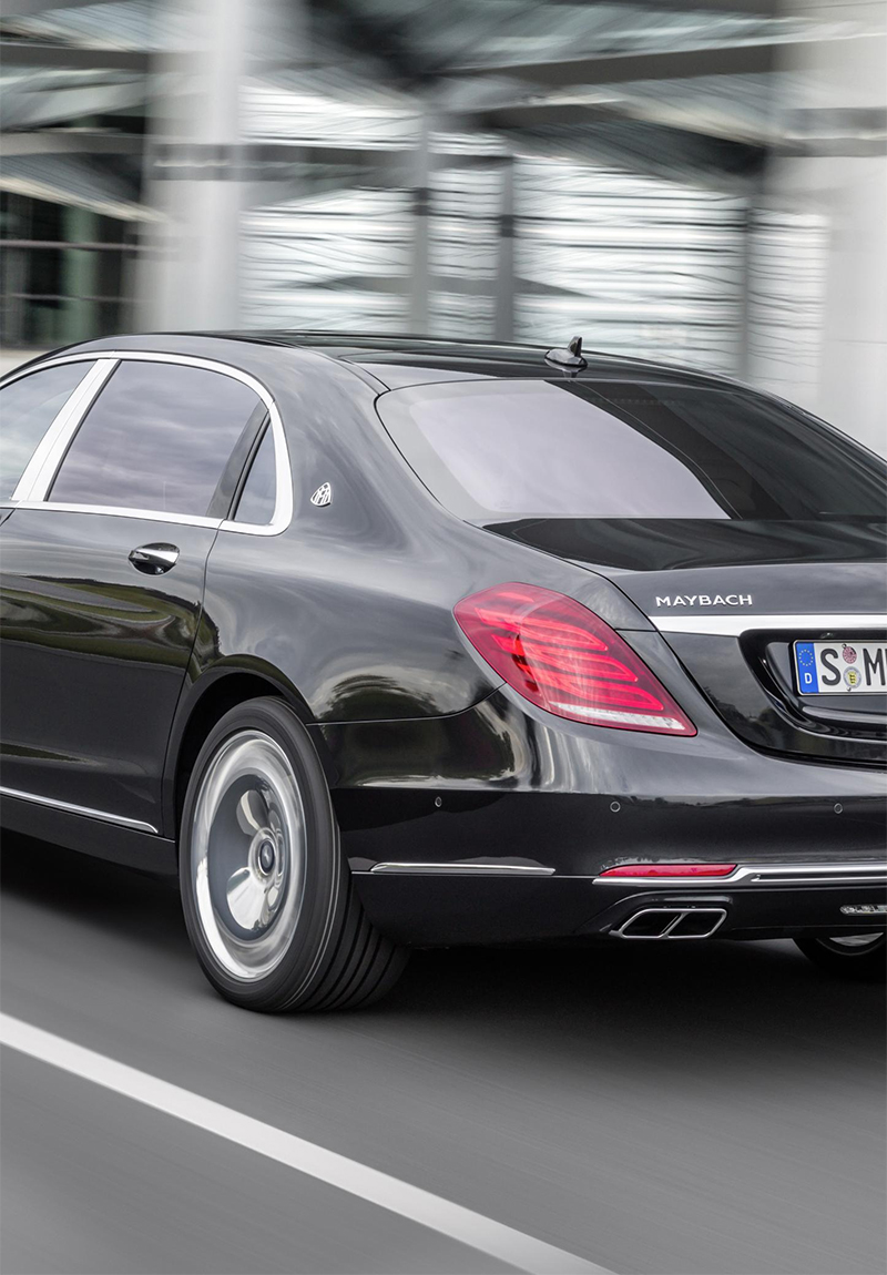 Go anywhere mercedes benz offers s class luxury on and off for Mercedes benz promotions