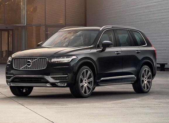 Volvo announces full luxury spec of 2015 XC90 SUV