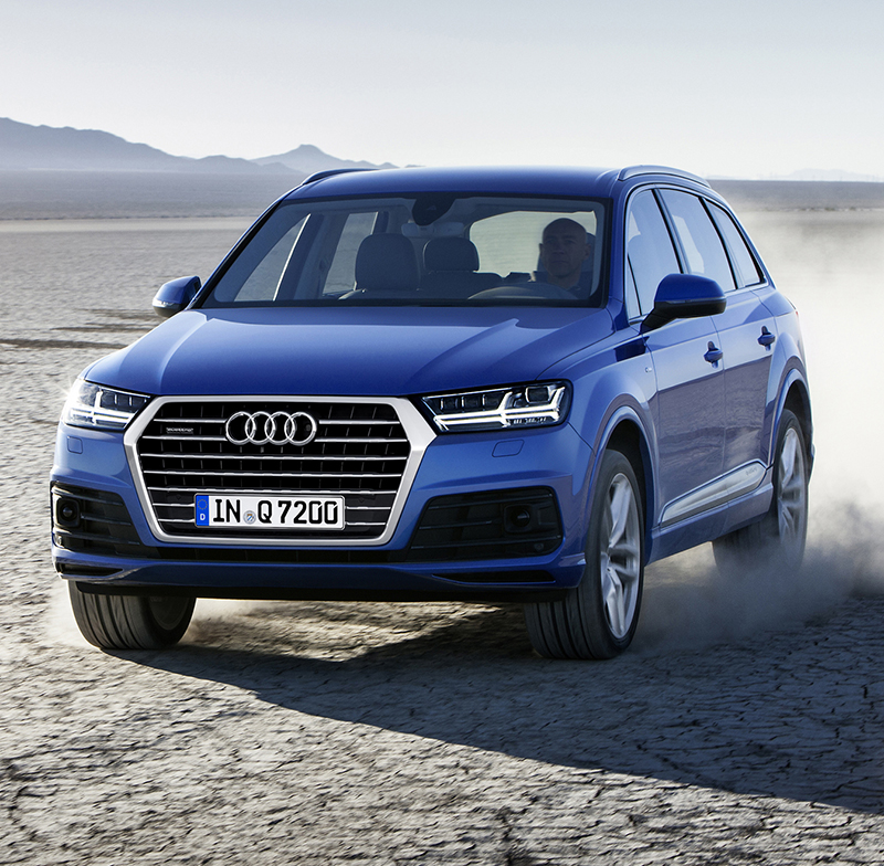 fresh new audi q7 to be revealed early 2015 the chauffeur magazine. Black Bedroom Furniture Sets. Home Design Ideas