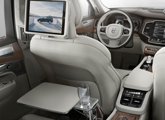 UK Chauffeurs to miss out on most luxurious Volvo ever made