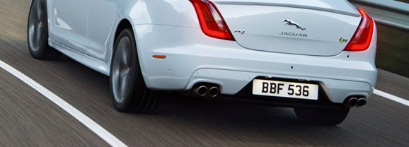 Facelift Jaguar XJ brings new technology and increased economy