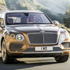 Ultra-luxury Bentley SUV to arrive early 2016