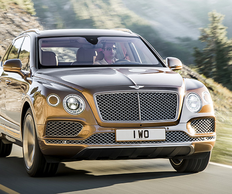 Bentley Celebrates Jubilee With Announcement In China