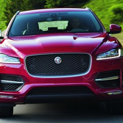 Jaguar F-PACE has chauffeurs favourite E-Class in sights.