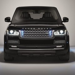 Armoured Range Rover to give chauffeured clients increased protection
