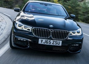Video: All-new 2016 BMW 7-Series driven 1,000 miles across Europe