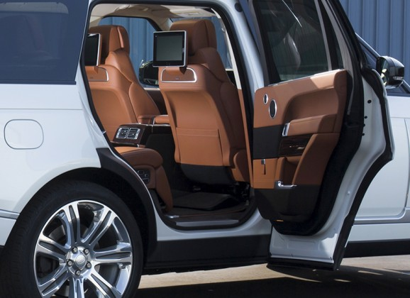 Magazine learns of super-luxury Range Rover arrival