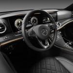 Mercedes-Benz gives a glimpse into new E-Class interior