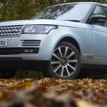 Could LWB Range Rover be the ultimate chauffeur car?