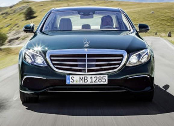All-New Mercedes-Benz E-Class offers clients class-leading comfort