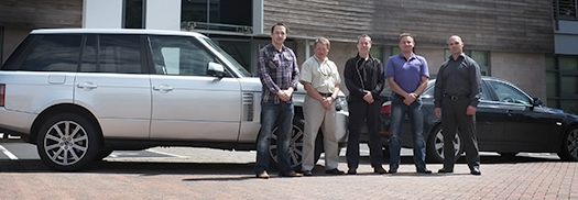 Bespoke provides training in both auto' and manual cars