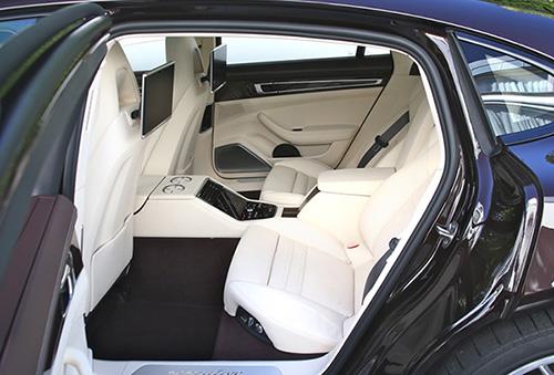 First Drive: Panamera E-Hybrid & Executive