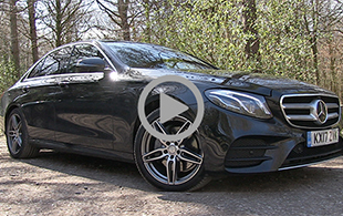 Mercedes-Benz E220d AMG Line Video Review