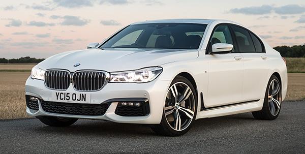BMW announces four cylinder 7-series model